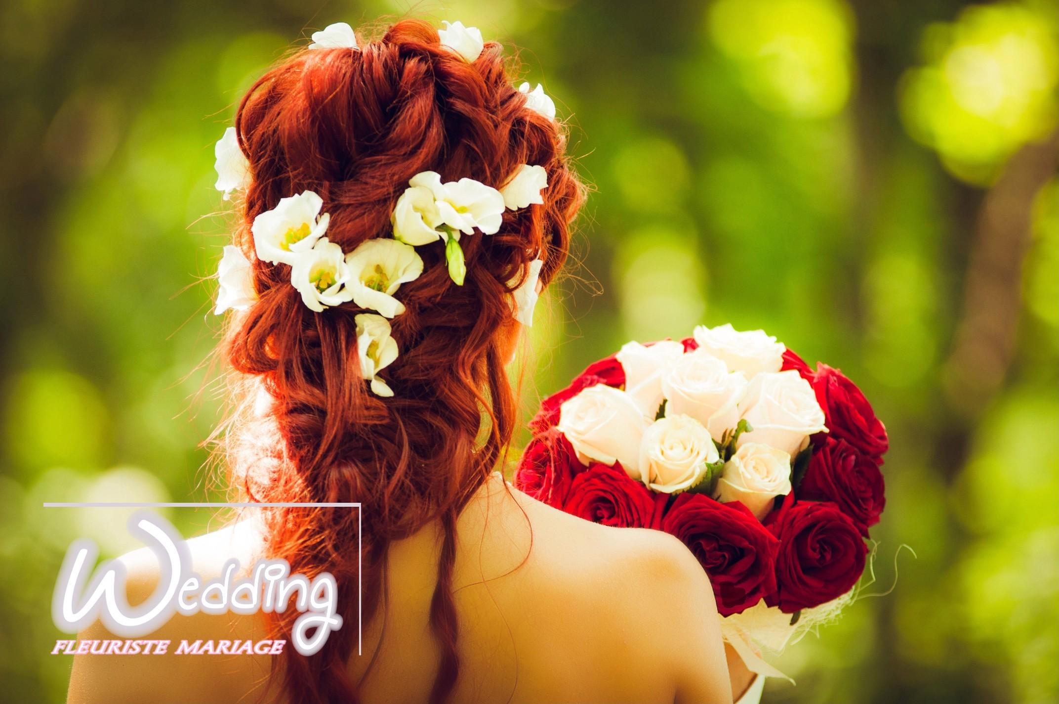 BIJOUX FLORAUX WEDDING FLEURISTE MARIAGE