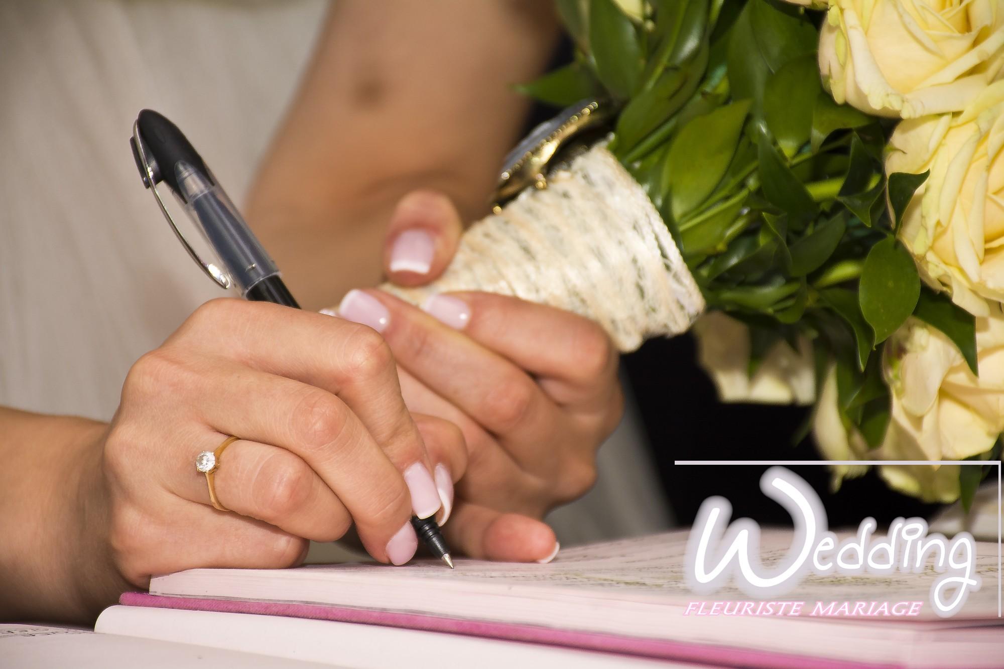 DÉCORATION FLORALE MARIAGE MAIRIE DE MANDELIEU - WEDDING FLEURISTE MARIAGE MANDELIEU