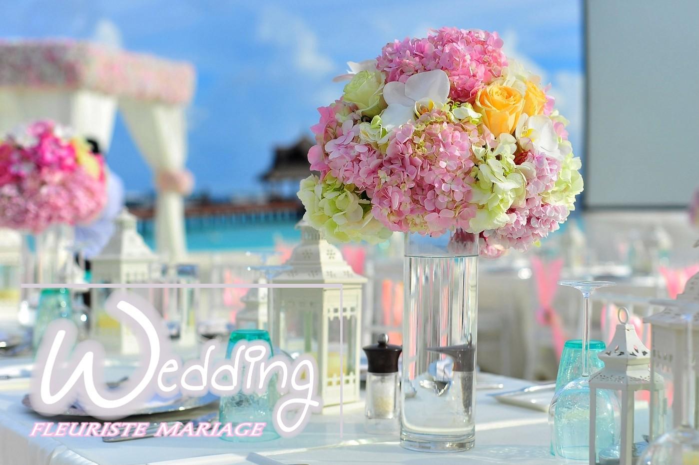 MARIAGE FLEURISTE LUXE PRESTIGE