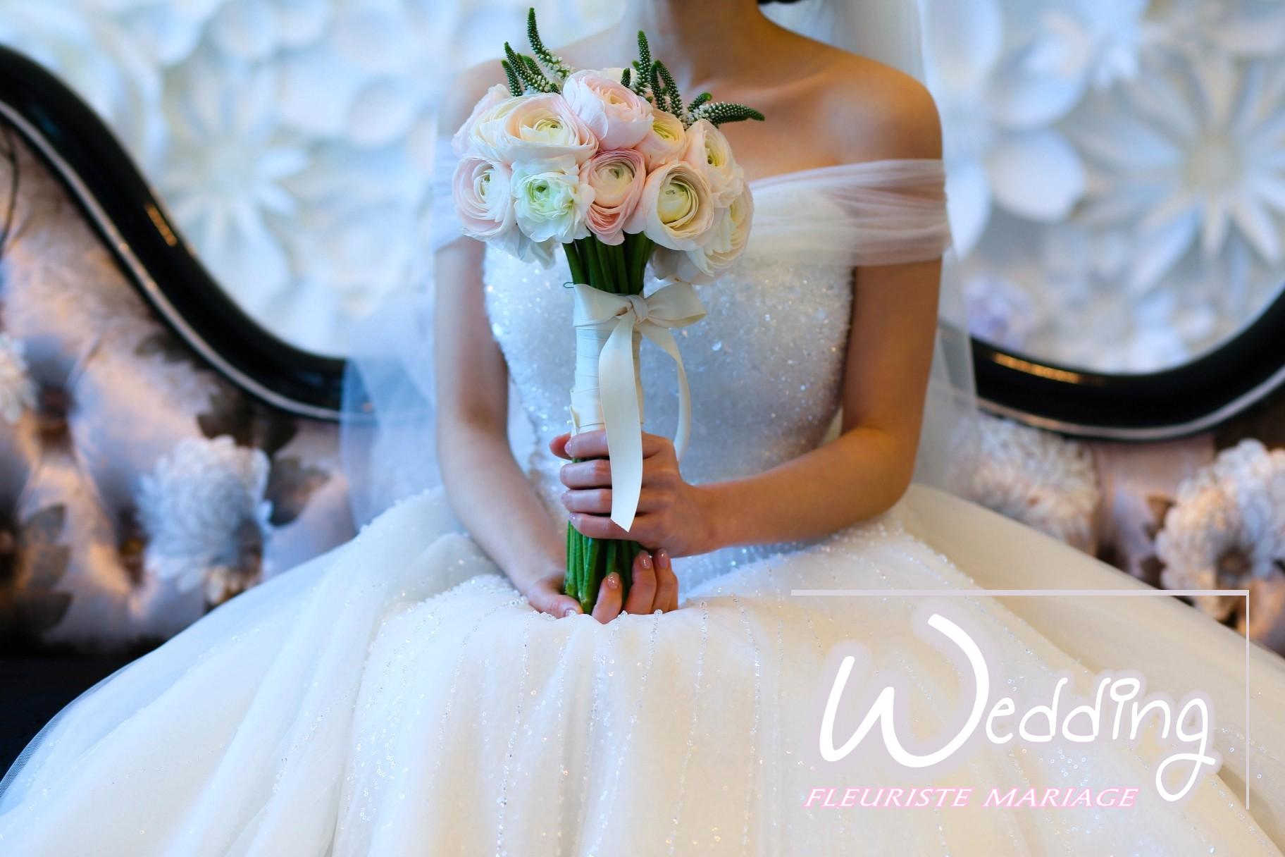 WEDDDING PLANNER - BOUQUET DE MARIÉE