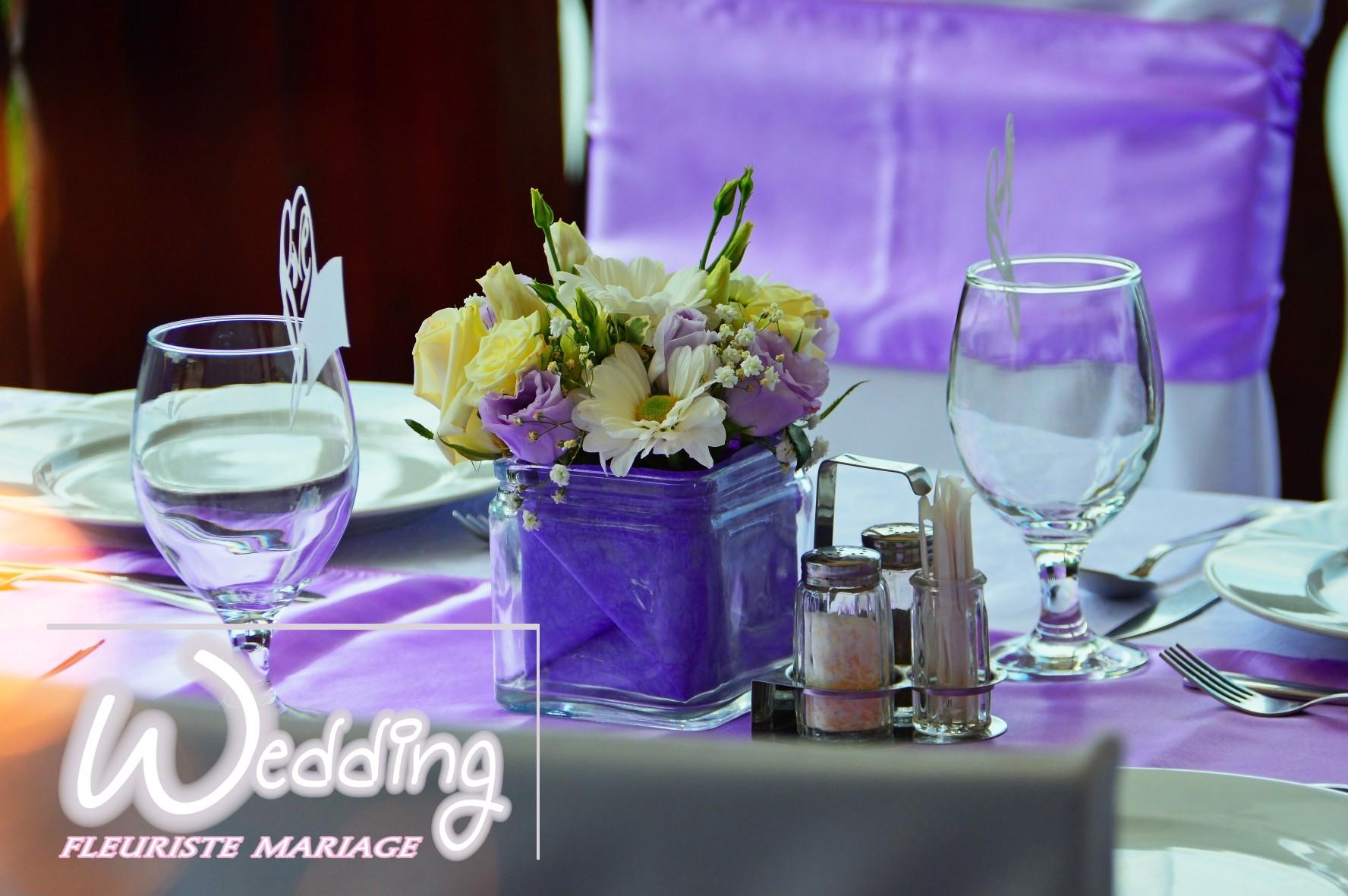 fleuriste pour réception, anniversaire, traiteur, wedding planner