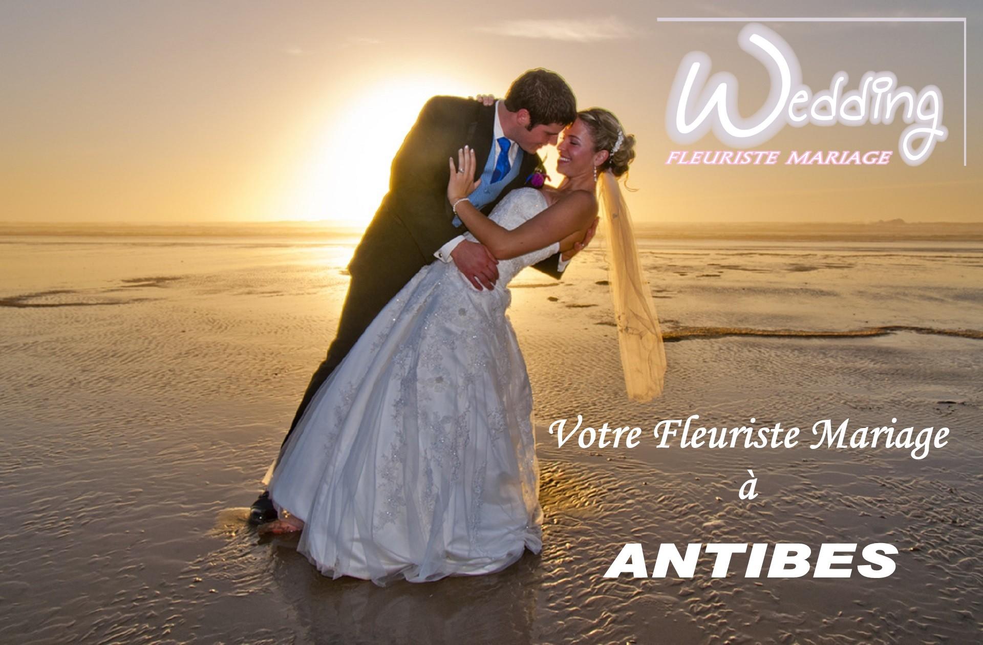 FLEURISTE MARIAGE ANTIBES - WEDDING PLANNER ANTIBES - TRAITEUR ANTIBES