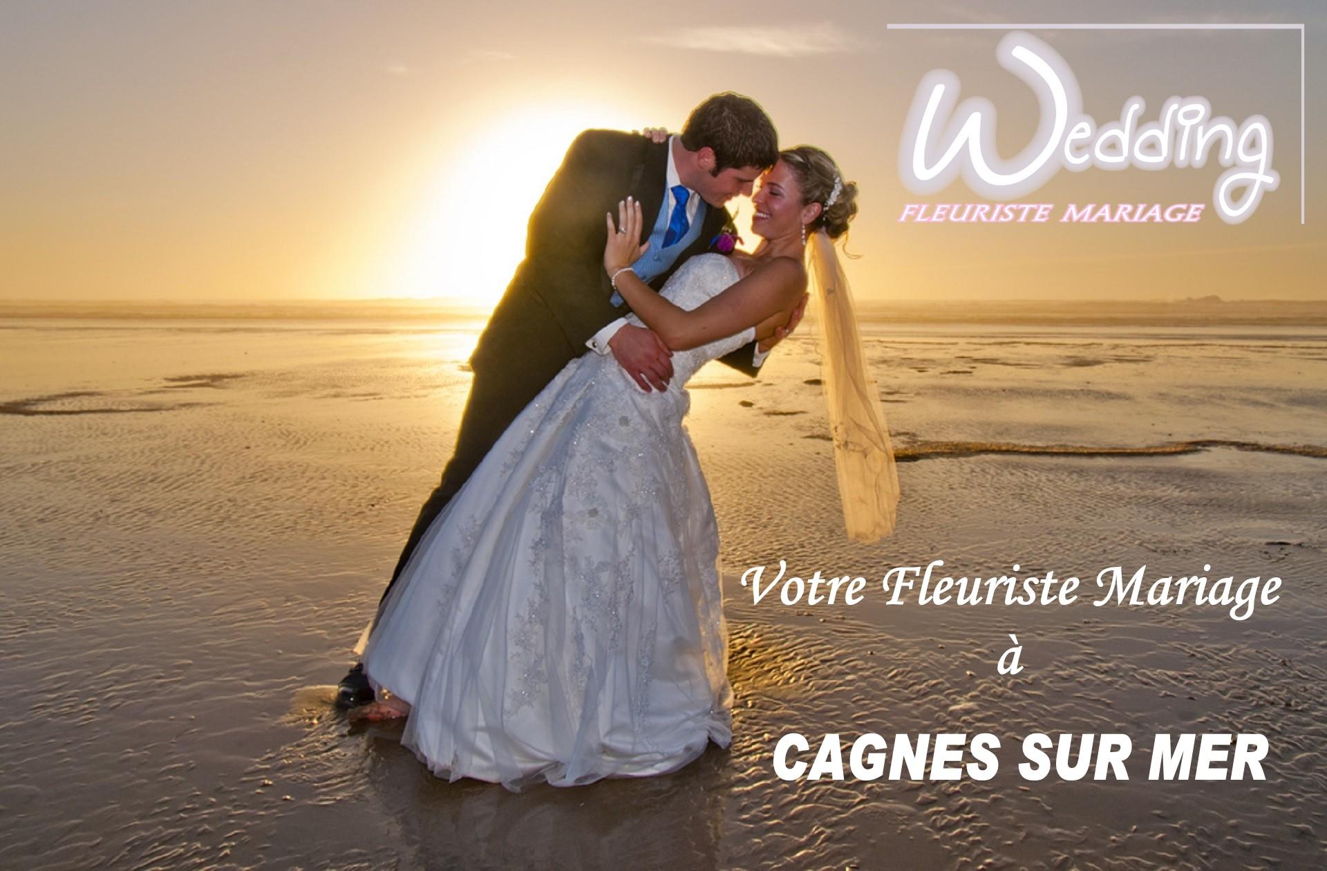 FLEURISTE MARIAGE CAGNES SUR MER - WEDDING PLANNER CAGNES SUR MER - TRAITEUR CAGNES SUR MER